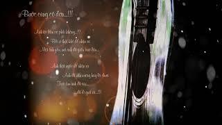 Bước Cùng Cô Đơn (Sáng tác: Thái Trung - Ca sỹ: Hào GB) - Video make by Hieu Hippo