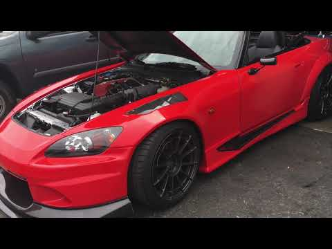 s2000 roll cage