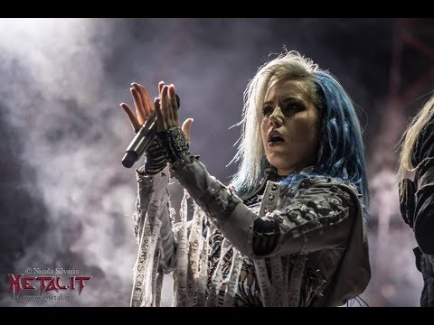ARCH ENEMY - You Will Know My Name 4K (Live in Serbia @ Dom Omladine)