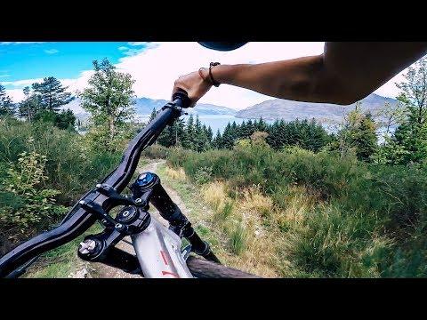 Bike Park Queenstown - Ratata