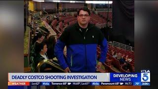 LAPD Chief Breaks Silence on Corona Costco Shooting