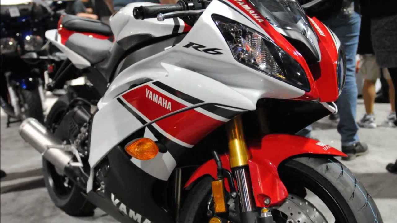 Yamaha Yzf R6 Special Edition 50th Anniversary Walk