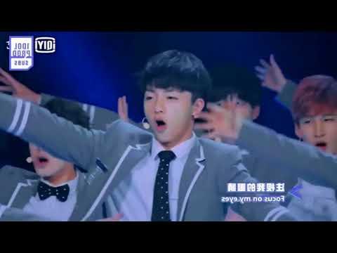 開始Youtube練舞:偶像练习生   Ei Ei-偶像练习生 | 看影片學跳舞