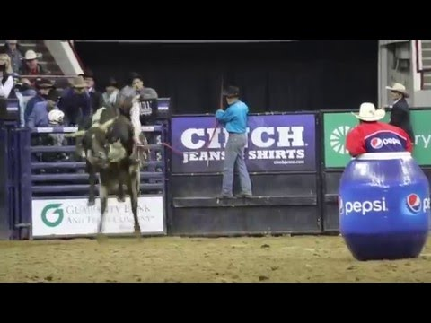 2016 National Western's Colorado vs The World Rodeo