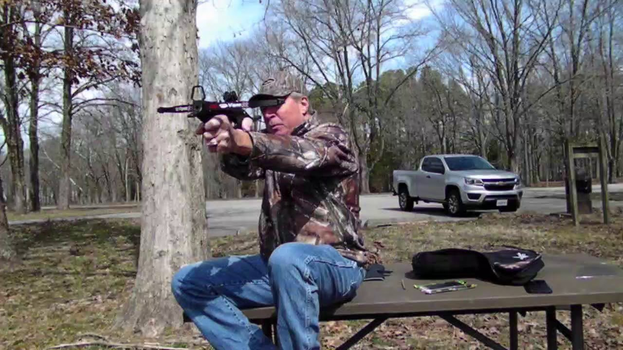 PSE Viper SS Crossbow Pistol Review