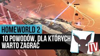 Homeworld 2 - 10 powodów, dla których warto zagrać (recenzja) | ZagrajnikTV