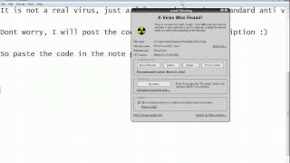 How to test your AntiVirus MUST TRY!