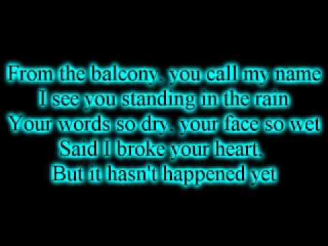 Does This Mean You're Moving on? (Lyrics) - The Airbourne Toxic Event
