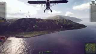 World of Warplanes | Максимальные настройки | GamePlay PC 1080p