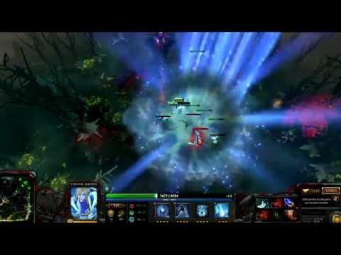 видео: Обзор арканы на crystal maiden в dota 2
