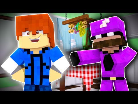 Minecraft Friends - NEW RYAN !? (Minecraft Roleplay)