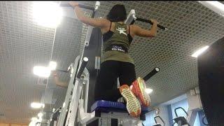 Фитнес влог | жир и Аменорея | мрази