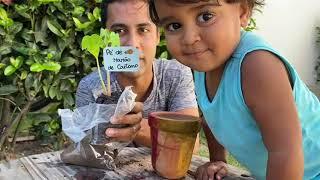 """""""Homenagem Novo Encanto N. Serenita - Dia da Floresta e Água"""""""