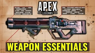 Apex Legends - Weapon Essential Guide & Basics
