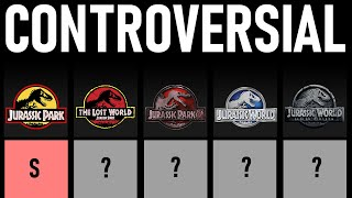 All 5 Jurassic Park movies ranked from best to worst
