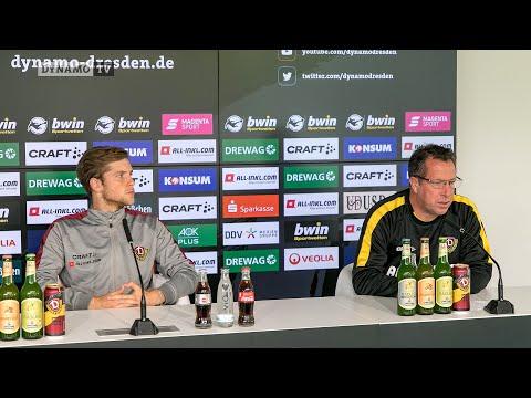 3. Spieltag | FCB II - SGD | Pressekonferenz vor dem Spiel