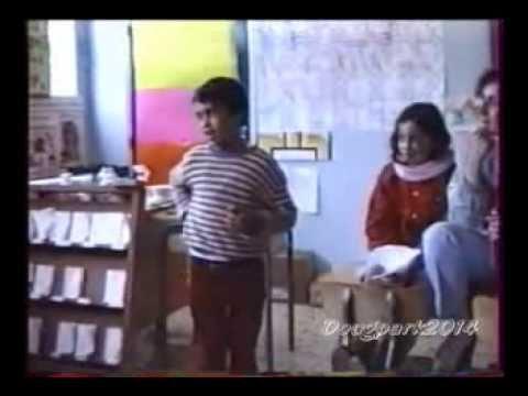 Fête De Quartier à Goussainville (Année 1988)