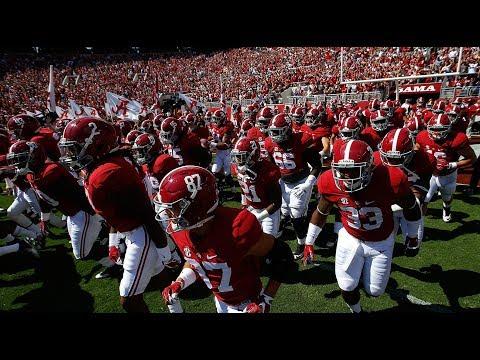 """Alabama Football """"Unstoppable"""" (2017-2018 season hype)"""
