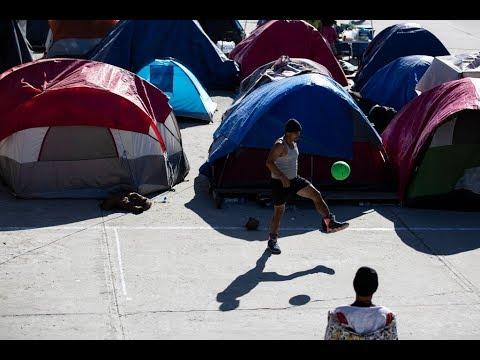 شقيقان عراقيان يطاردان حلم نجومية كرة القدم في المكسيك  - 11:55-2019 / 3 / 21