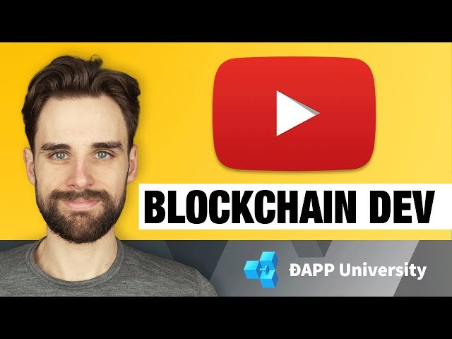 Top Blockchain Developer Youtube Channels You Should Watch!