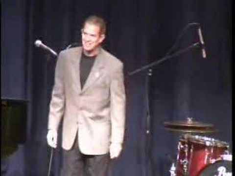 North Greenville Univ. hears Charlie Orr story - part 1