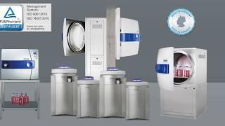 Autoclave / Autoclaves / Sterilizers for the laboratory