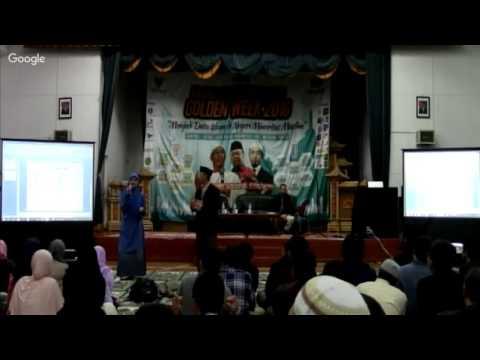 Kajian Islam KMII Jepang Golden Week 2016 - Workshop Qur'an (incomplete)