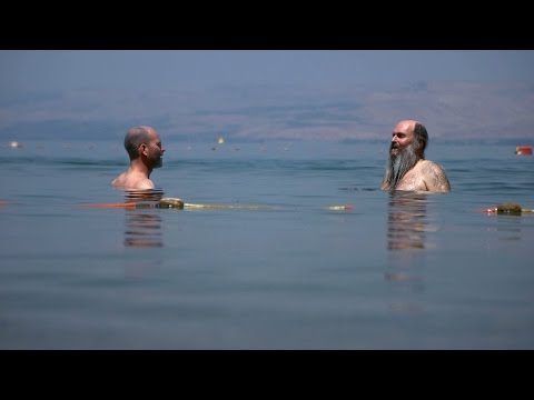 Kabbalistic Meaning of Water and Purification | Rabbi Yitzchak Schwartz | Kabbalah Me Documentary