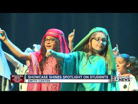 Disney In Schools musical theater performance at the Smith Center