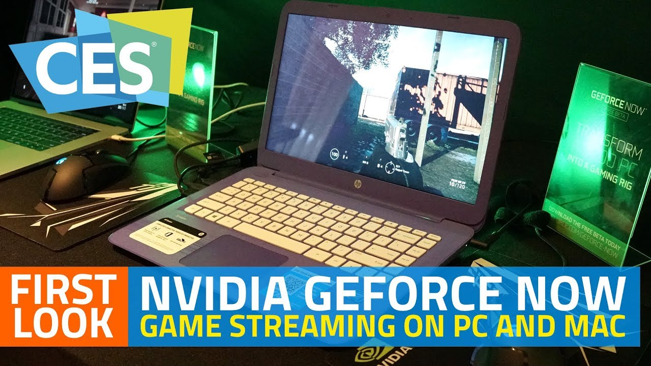 Nvidia GeForce Now First Look | High Quality Gaming Even on Low-End PCs,  Macs