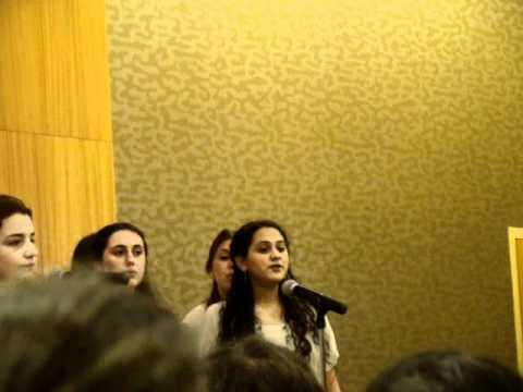 Ramaz Chamber Choir - Chai Hashem
