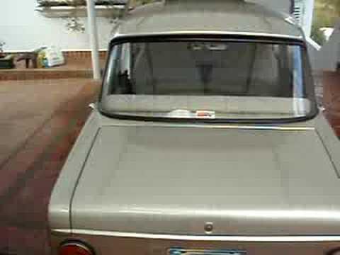 Fiat 1100 R Espectacular Ii Youtube