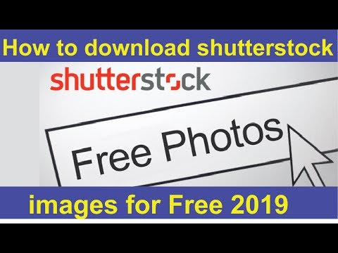 get shutterstock images free