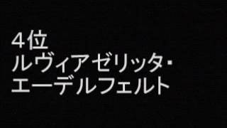 「Fate/kaleid liner プリズマ☆イリヤ」好きなキャラクターランキング 桂美々 検索動画 30