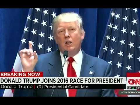 Donald Trump FUNNIEST Moments 2015
