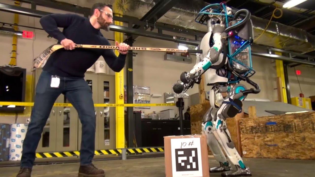 Watch Foolish Humans Bully Robots At Boston Dynamics