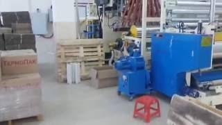 видео Гранулированный полиэтилен