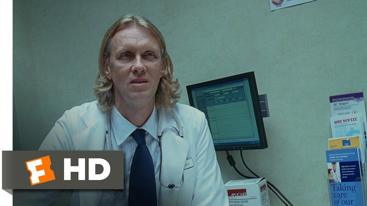Terrifying Accent - Funny People (5/10) Movie CLIP (2009
