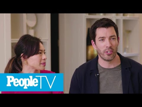 Inside The Moment Drew Scott And Linda Phan's 'Epic' Wedding  PeopleTV  Entertainment Weekly