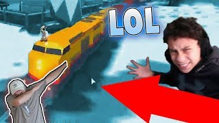 KID RAGES OVER TRAIN IN JAIlBREAK?! (Roblox Jailbreak)