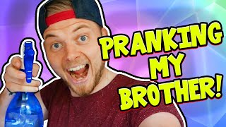 PRANKING MY BROTHER?! - Questions & Answers! [2]