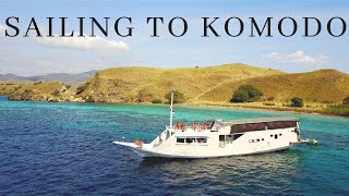 KOMODO BOAT TRIP - Incredible Journey From Lombok To Flores