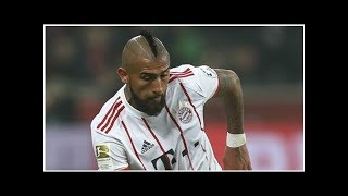 Bayern Munich's Arturo Vidal out for rest of season after knee surgery | Goal.com