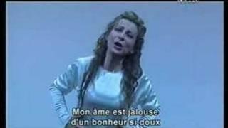 """Natalie Dessay - Hamlet - """"Pâle et blonde"""" (scene - part 2)"""