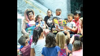ATLANTA LGBT VIOLATES CHILDREN'S AWARENESS WITH DRAGQUEEN STORYTIME