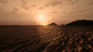 Watch Threshold Sunrise On Mars video