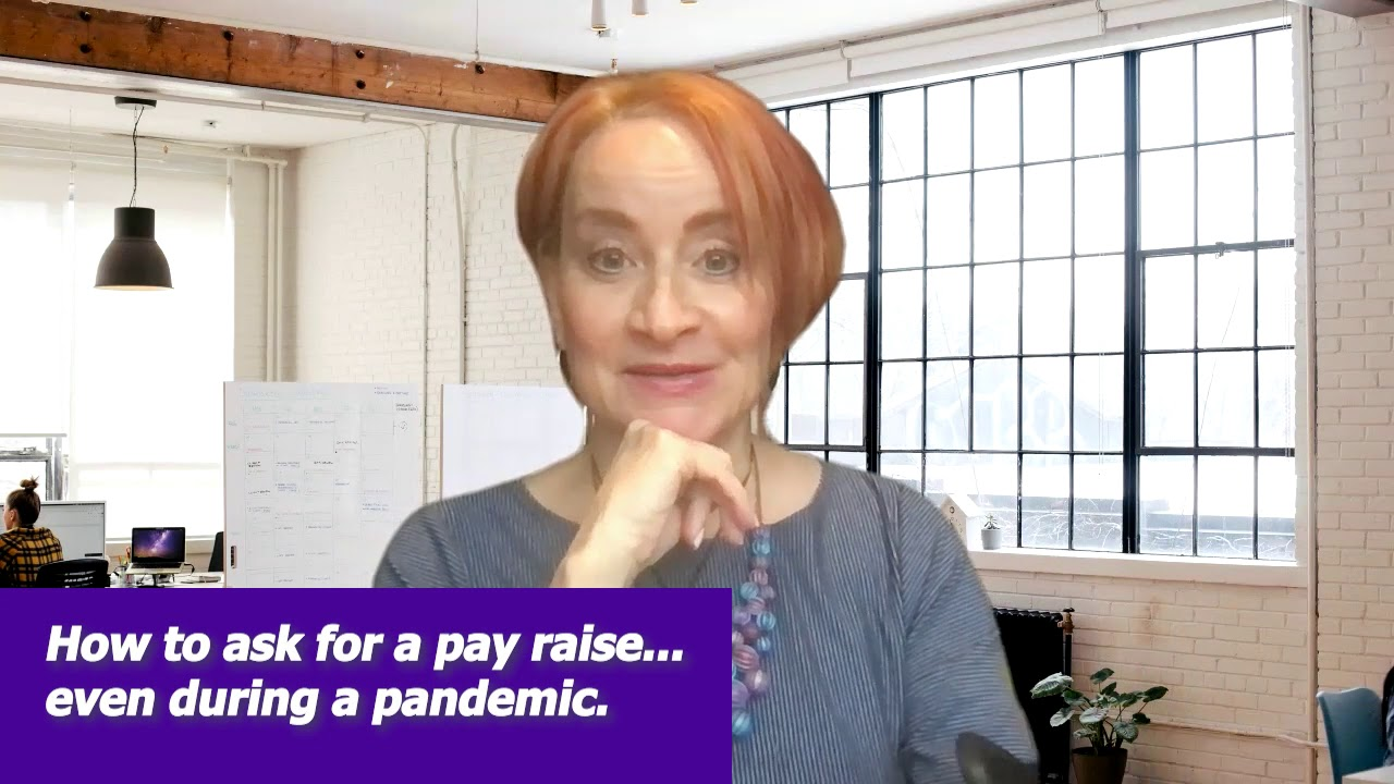 Episode 301: Tips to Ask for a Pay Raise... even in a pandemic, Proven Work Tips from B
