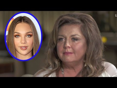 Abby Lee Miller Gets CANDID About Maddie Ziegler & More In PrePrison