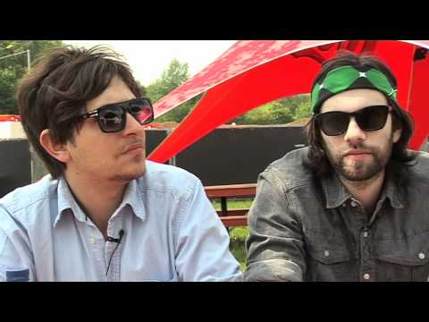 The Temper Trap interview - Lorenzo Sillitto and Toby Dundas (part 2)