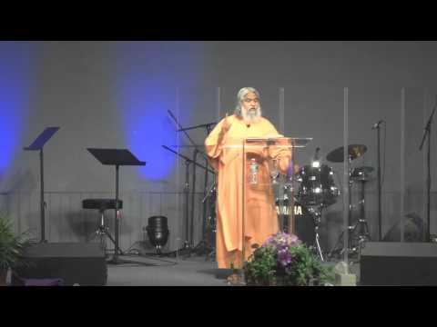 The Trumpet Warning Conference day 2. Sadhu Sundar Selvaraj afternoon sermon